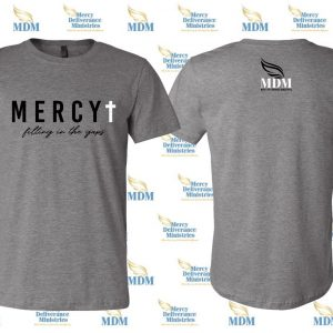Mercy…Filling In The Gaps Tee